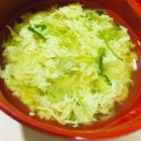 簡単!オニオン卵スープ
