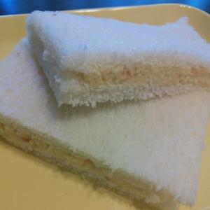 栄養満点!おからと豆腐でモッチリ卵サンド