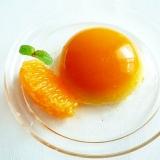 オレンジババロア