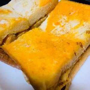 しっとり美味しいフレンチトースト♡