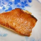 焼き魚上手!赤魚の味噌マヨ焼き