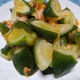 白菜きゅうりキムチ