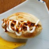 ソフト麺で焼きそばパン