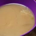 お揚げと新玉ねぎの味噌汁★