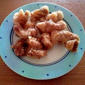 鶏もも肉で酢鶏(^^)