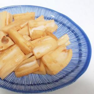 レンコンの麺つゆ炒め++