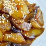 夏のお惣菜☆ コク旨「冬瓜とナス炒め煮」