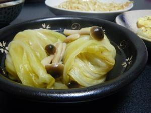 うちの味*和風ロールキャベツをお豆腐入りで!