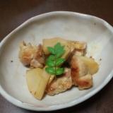 筍と鶏肉の炒め物