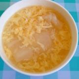 ワンタンの卵スープ♡
