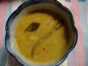 パリップ☆レンズ豆のカレー☆スリランカ家庭料理
