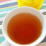 ホッと☆マロンレモンごぼう茶♪