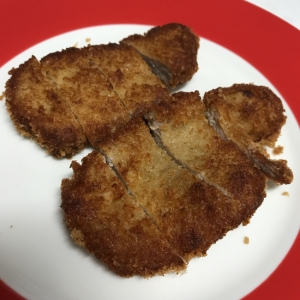 鶏むね肉なのにやわらかい!簡単チキンカツ
