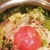 彩り鮮やか☆ミルフィーユ鍋