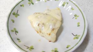 白身魚のチーズマスタード焼き