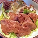 貧血予防に♥豚レバーの甘辛煮