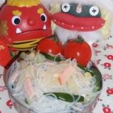 タイ風!春雨サラダ