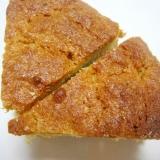 ホットケーキミックスで簡単パイナップルケーキ