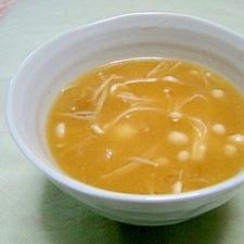 とろ~り・とろ~りえのき納豆汁
