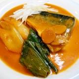 和食の定番がフライパンでしっとり!さばの味噌煮