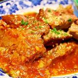 韓国風ステーキ