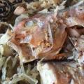 たっぷりキャベツと白身魚のマスタード風味