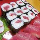 まぐろ三昧♪ おうちで「寿司屋さん」
