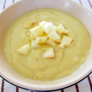 さつまいもとリンゴのスイートスープ