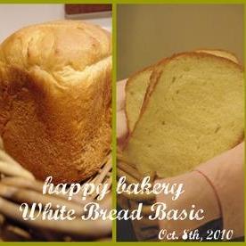 【HB】我が家のホワイトブレッド