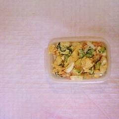 コンソメ風味のポテトサラダ