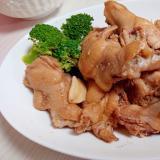 【下味冷凍】鶏のさっぱり煮