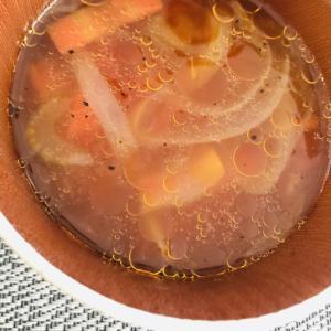 まるでレストランの味!旨みたっぷりスープ♡