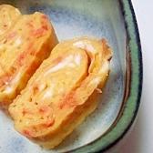 桜海老とチーズの卵焼き