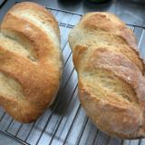 捏ねない!簡単全粒粉入りのシンプルパン!