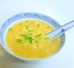 簡単な 中華コーンスープ