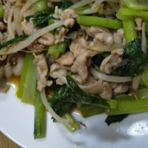 簡単‼️肉野菜炒め