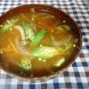 玉ねぎの味噌汁