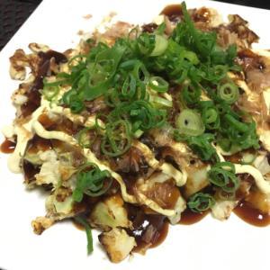 【糖質オフ】豆腐とキャベツのヘルシーお好み焼き☆