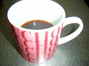 アマレット★コーヒー