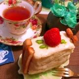 まるでケーキな春のフルーツサンド