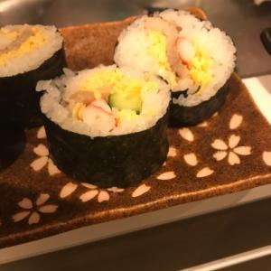 簡単手巻き寿司!