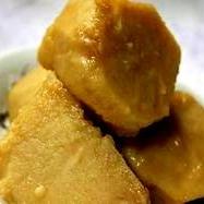 里芋の煮物~オイスター風味~
