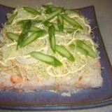 サラダ寿司☆ひな祭りにも!