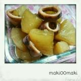 【簡単】イカと大根の煮物
