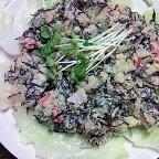 栄養満点☆ひじきのポテトサラダ