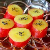 さつま芋の梅シロップ煮
