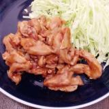 簡単・うまっ♩鶏モモ肉のガーリック・ケチャップ炒め