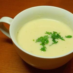 冷たいじゃがいものスープ(ビシソワーズ)