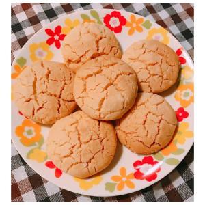 バター不要!ざっくり混ぜて焼くだけ!簡単クッキー♪