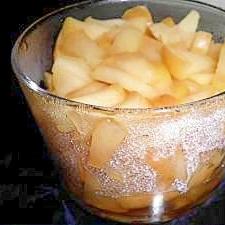 お菓子用リンゴ煮